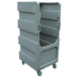 """5ft 8"""" Distribution Trolley (No Curtain)"""