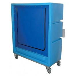 """4ft 11"""" Distribution Trolley (Curtain Model)"""