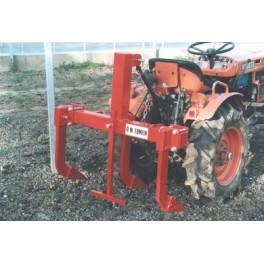 Chisel Cultivator (3 Tine) 16hp