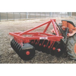 Disc Harrow (1.98m wide) 40hp