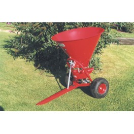 Fertilizer Spreader - 150L -16hp - Trailed Disc with Steel Hopper