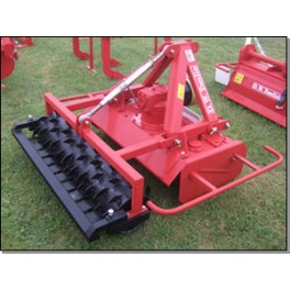 Rotary Power Harrow with Crumbler or Packer Roller - 1.50m - 30hp