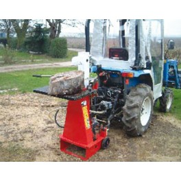 Tractor Mounted Log Splitter - 9 Ton - 16hp