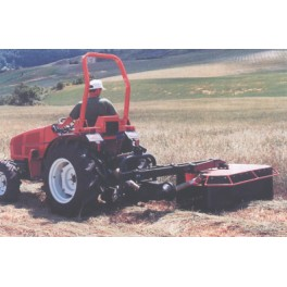 Drum Mower - 1.35m - 35hp