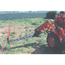 Finger Bar Mower - 1.3m - 16hp