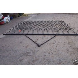 4ft Heavy Trailed Chain Harrow