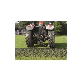 14ft Trailed Harrow with Folding Wings- Double Length