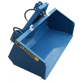 5ft Hydraulic Transport Box