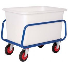 Container Truck Chassis Trolley (320 litre)