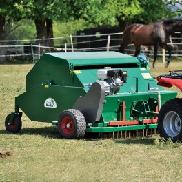 Dung Beetle Paddock Cleaner