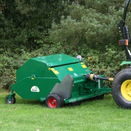 Sweeper Collector - PTO Driven and Trailed