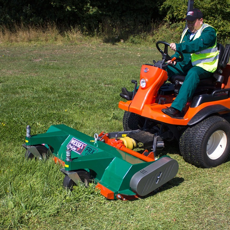 1 5m Out-Front Flail Mower - FRX-150 - PTO driven to suit