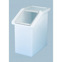 65L Static Dispense Container with Clear Flap