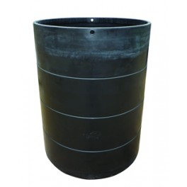 2500 Litre Vertical Open Top Tank