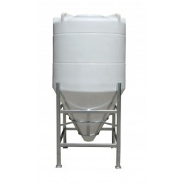 2350 Litre 60 Degree Cone Tank No Frame
