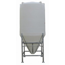 3150 Litre 60 Degree Cone Tank No Frame
