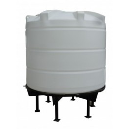 6200 Litre 15 Degree Cone Tank No Frame