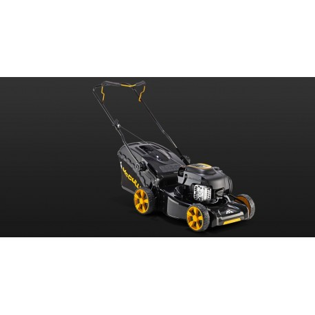 18 push rotary petrol mower mcculloch m46 125 small. Black Bedroom Furniture Sets. Home Design Ideas