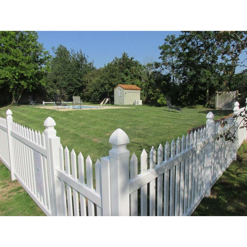 Pack Of 4 Pool Fence 8ft Wide And 4ft High Small