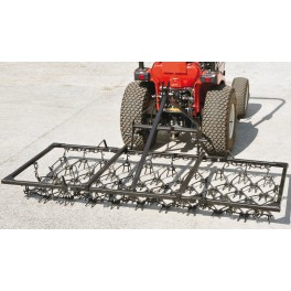 6ft Heavy Grass Mounted Harrow- Standard Length