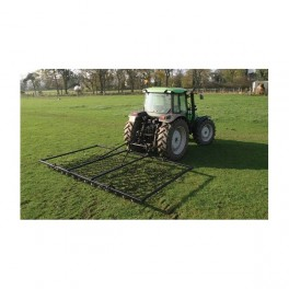 12ft Folding Mounted Harrow- Double Length