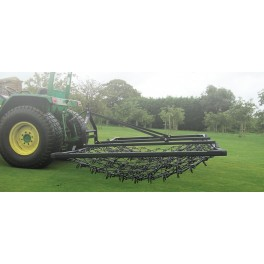 8ft - 3 Way Mounted Harrow, Folding Wings