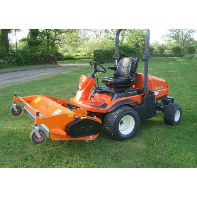 1 6M PROFESSIONAL SPECIALIST FRONT MOUNTED FLAIL MOWER - Y