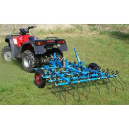 1.5m Wide Grass Harrow