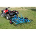 1.5m Wide Grass wheeled Harrow with Pin Hitch - Comes as standard