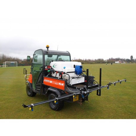 350L Skid and 4m Boom Sprayer - Engine Driven