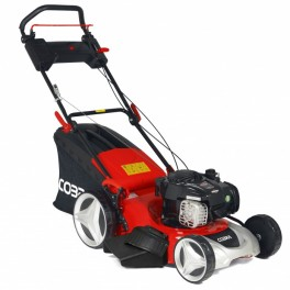 """18"""" Self Propelled Petrol Lawnmower with 4-in-1 Collection"""