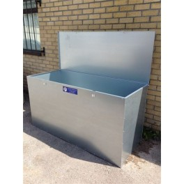 Single 1 Compartment Bulk Storage Feed Bin  sc 1 st  Small Holder Equipment & Bulk Storage Bins - Small Holder Equipment
