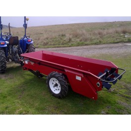 0.65 ton Ground Drive Manure Spreader - Model 37