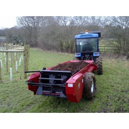 1.65 ton PTO Drive Manure Spreaders - Model 77P
