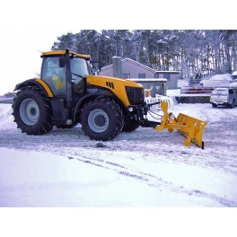Heavy Duty Tractor and Telescopic Handler Snow Plough Blade. Various Sizes Available