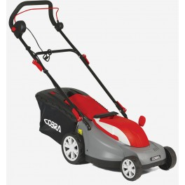 """15"""" Electric Mower with Rear Roller"""