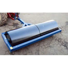 8ft Twin Land Roller with 3 Point Linkage