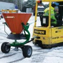 270L Trailed Salt Spreader with Ball Hitch
