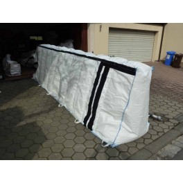 Quick Wall Surface Barrier (5m length x 0.6m height)