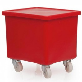 115 Litre Moulded Truck with Lid