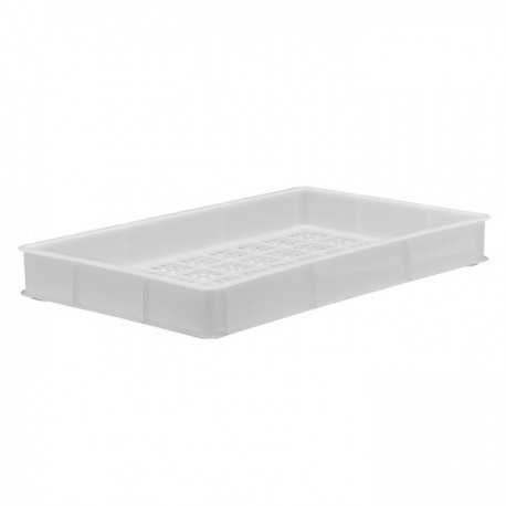 Stacking Container 90mm high - Perforated