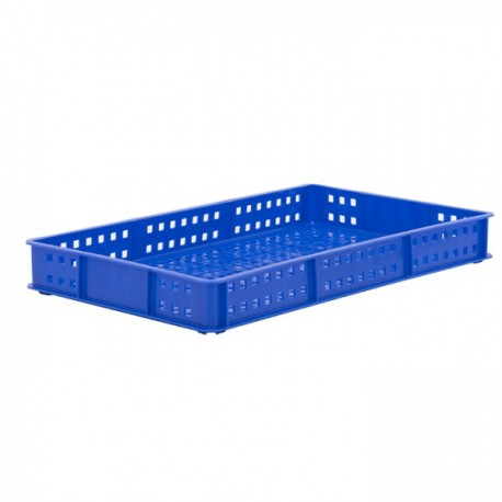 Stacking Container 90mm high - Mesh Sides & Base