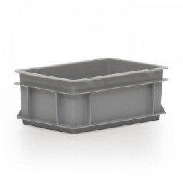 Stacking Container 120mm high - Solid