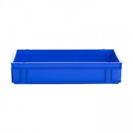 Stacking Container 23.7L - Solid with Hand Grips