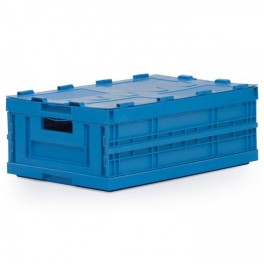 Folding Container 43L with Hand Holes