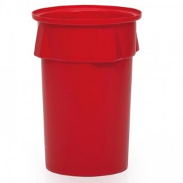 22L Round Bin with Drop Down Handle