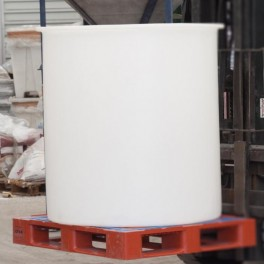 1022L Round Tank with Optional Lid
