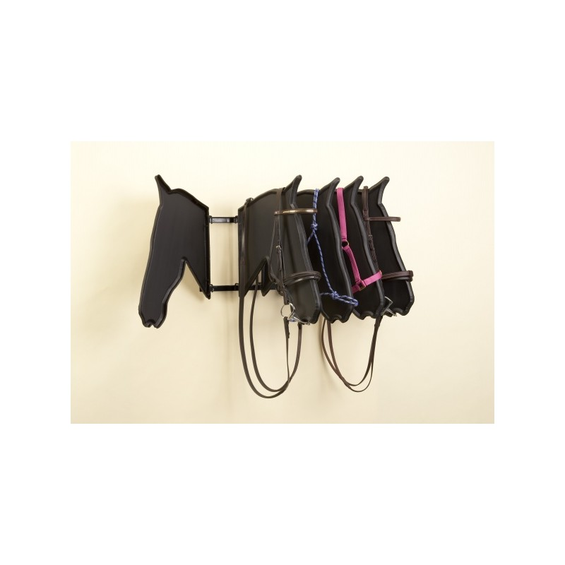 Multi Horse Head Display Small Holder Equipment