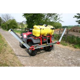 Anti Drift Boom 11ft / 3.35m with 7 Anti Drip Nozzles