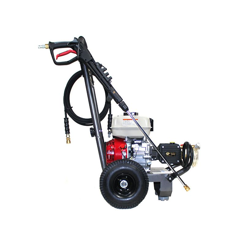 Professional Pressure Washer Package 1 Small Holder
